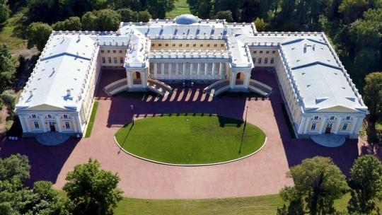 Пушкин(Царское Село) - Павловск (Александровский и Павловский дворцы) - фото 2