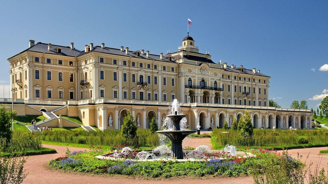 Стрельна (Константиновский дворец) - фото 1