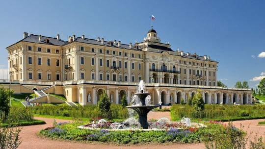Экскурсия Стрельна (Константиновский дворец) в Санкт-Петербурге