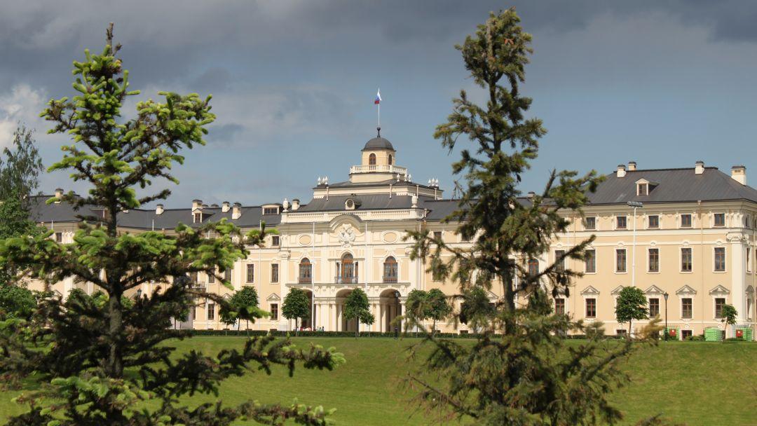 Стрельна (Константиновский дворец) - фото 3