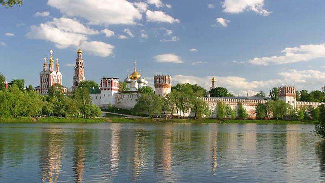 Экскурсия в Новодевичий монастырь - фото 2