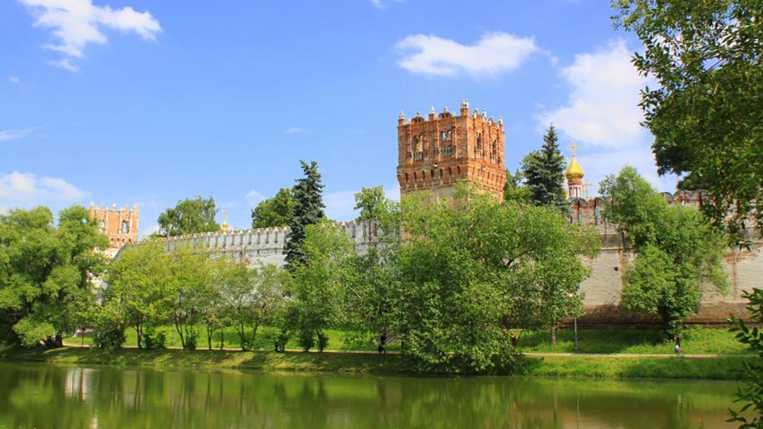 Экскурсия в Новодевичий монастырь - фото 3