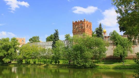 Новодевичий монастырь - фото 3