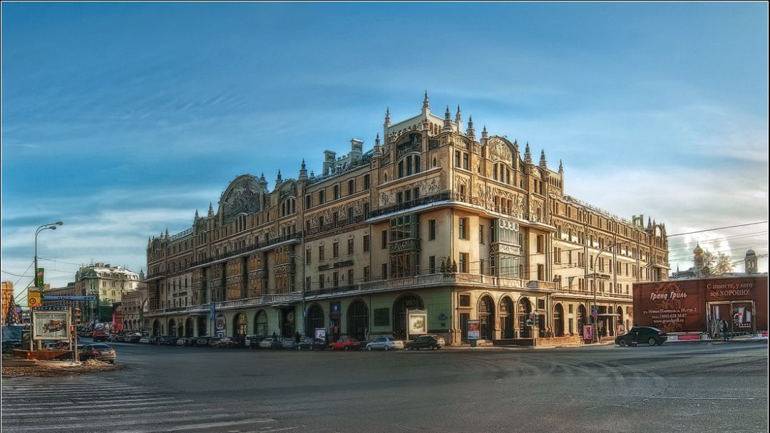 Экскурсия Москва Серебряного века