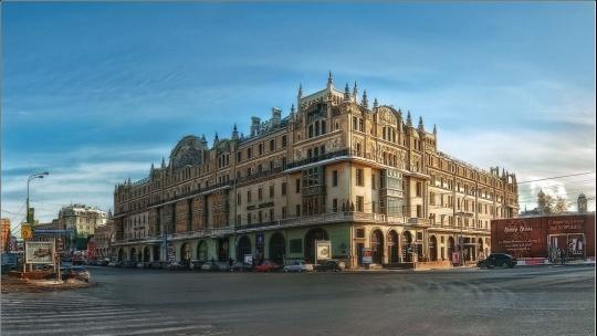 Экскурсия Москва Серебряного века по Москве