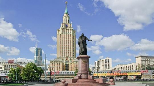 Загадки сталинских высоток - фото 3