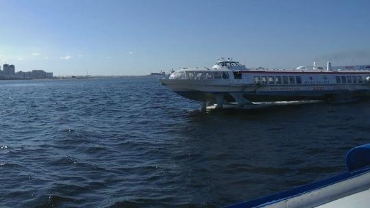 Экскурсия Морской Фасад Английская набережная в Санкт-Петербурге