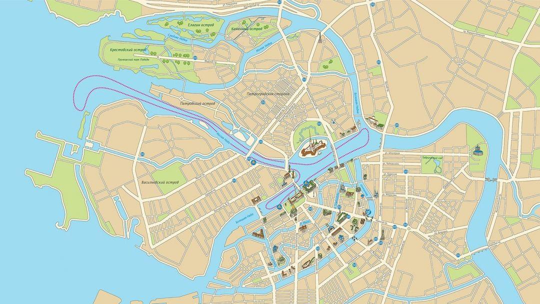 Дворцовая пристань: Музыка разводных мостов - фото 2