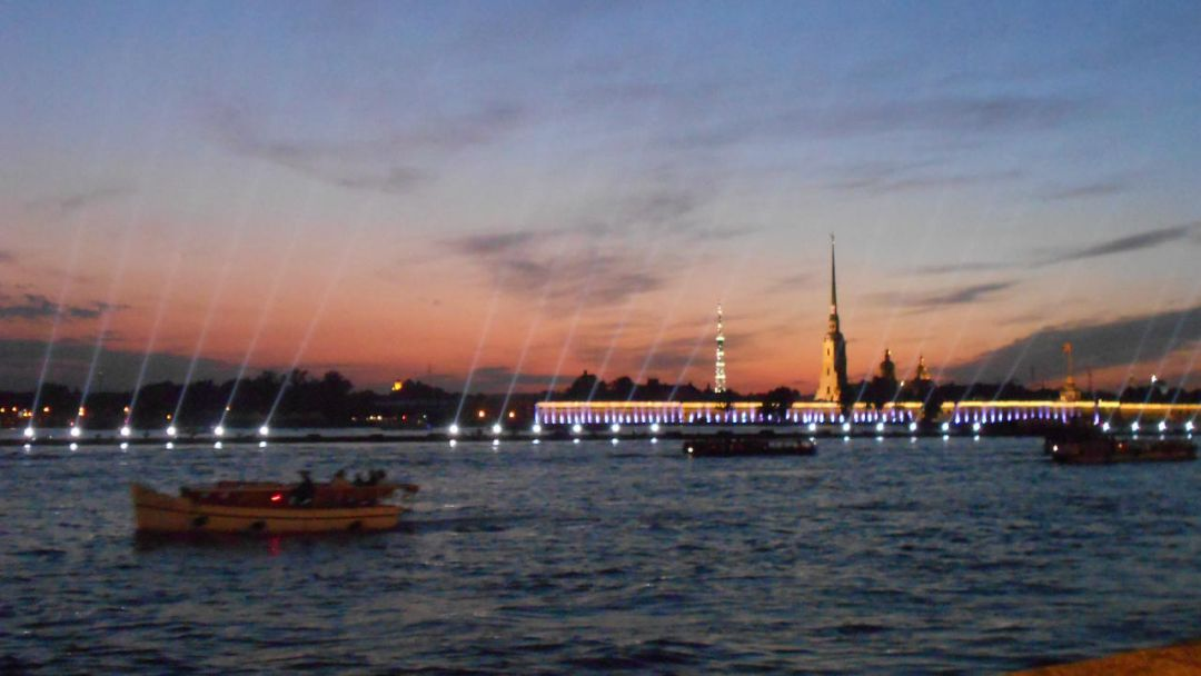 Дворцовая пристань: Музыка разводных мостов - фото 3