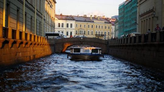 Дворцовая пристань: Каналы Северной Венеции - фото 2