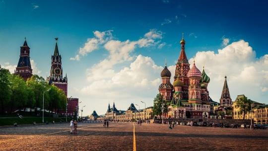 Экскурсия Обзорная экскурсия по Москве по Москве
