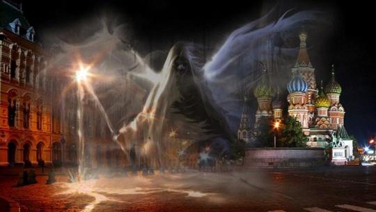 Экскурсия Мистика ночной Москвы по Москве