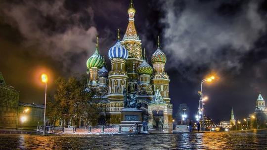 Мистика ночной Москвы - фото 2