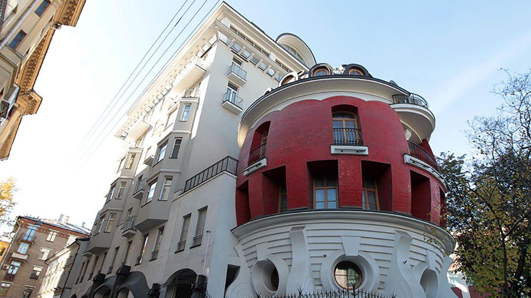 Москва с чудинками: Необычная архитектура Москвы - фото 1