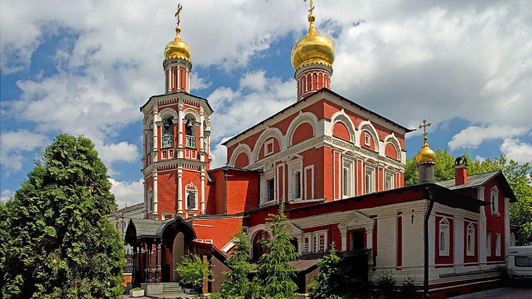 Экскурсия По храмам Москвы с «чудотворными святынями»