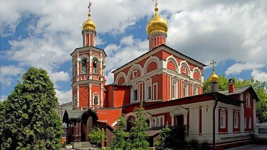 Экскурсия По храмам Москвы с «чудотворными святынями» по Москве