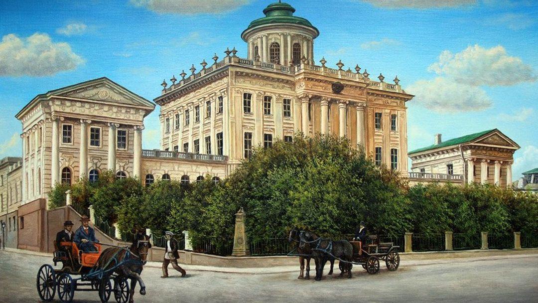 Дом Пашкова - фото 2