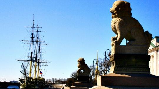 Экскурсия Город Желаний в Санкт-Петербурге