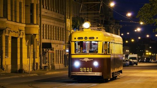 Экскурсии на общественных трамваях - фото 2