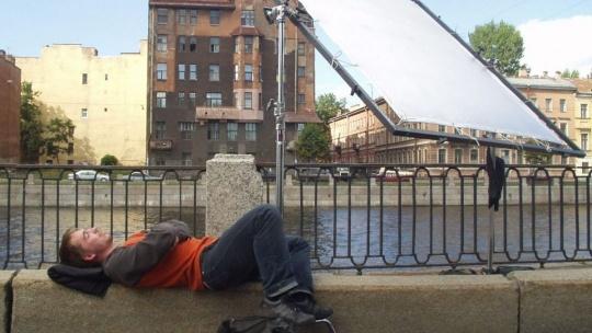 """Пешая экскурсия по местам фильма """"Питер FM""""  - фото 2"""