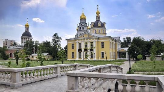 Экскурсия Москва старообрядческая