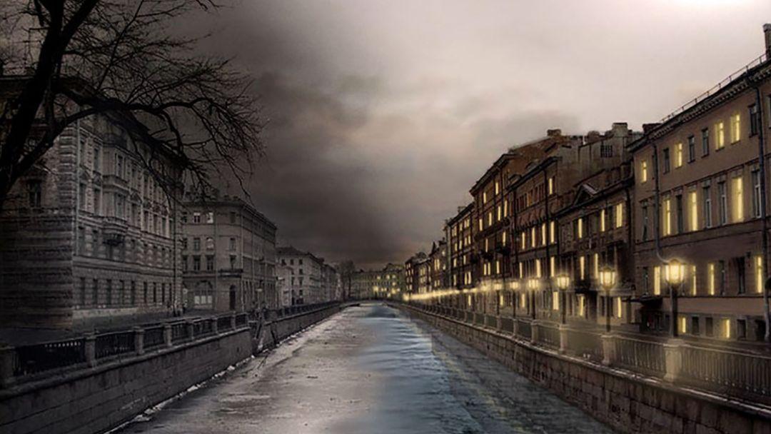 Экскурсия Петербург - территория призраков