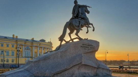 Экскурсия Посвящение в петербуржцы в Санкт-Петербурге
