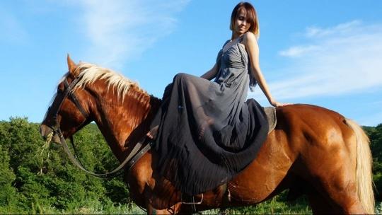 Экскурсия Конные прогулки: экстрим маршрут (рысь, галоп) в Анапе