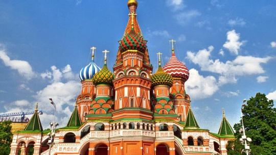 Экскурсия Посвящение в москвичи по Москве