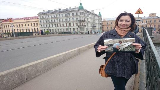 """Пешая экскурсия по местам фильма """"Питер FM""""  - фото 3"""