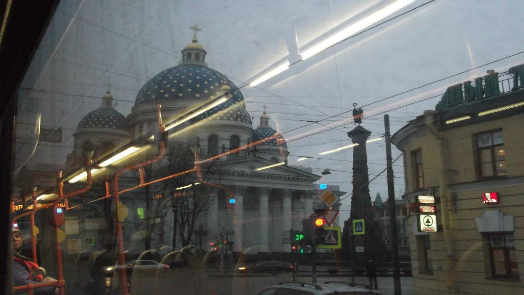 Экскурсии на общественных трамваях - фото 5