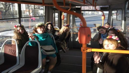 Экскурсии на общественных трамваях - фото 6