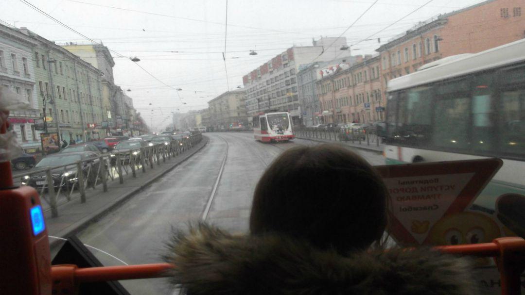 Экскурсии на общественных трамваях - фото 7