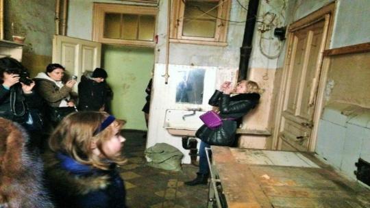 Экскурсия Экскурсия по коммунальным квартирам в Санкт-Петербурге