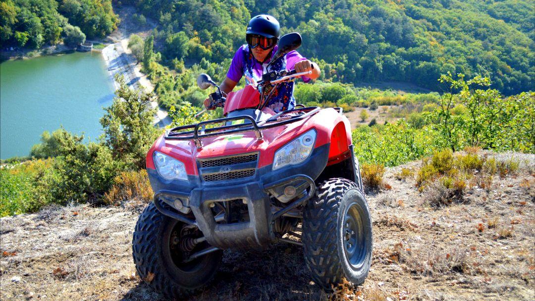 Экскурсия Квадроциклы: Ай-Тодорская долина