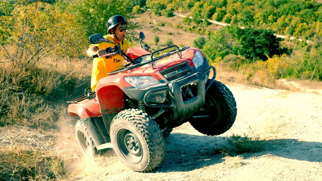 Квадроциклы: Долина Кара-Коба - фото 2