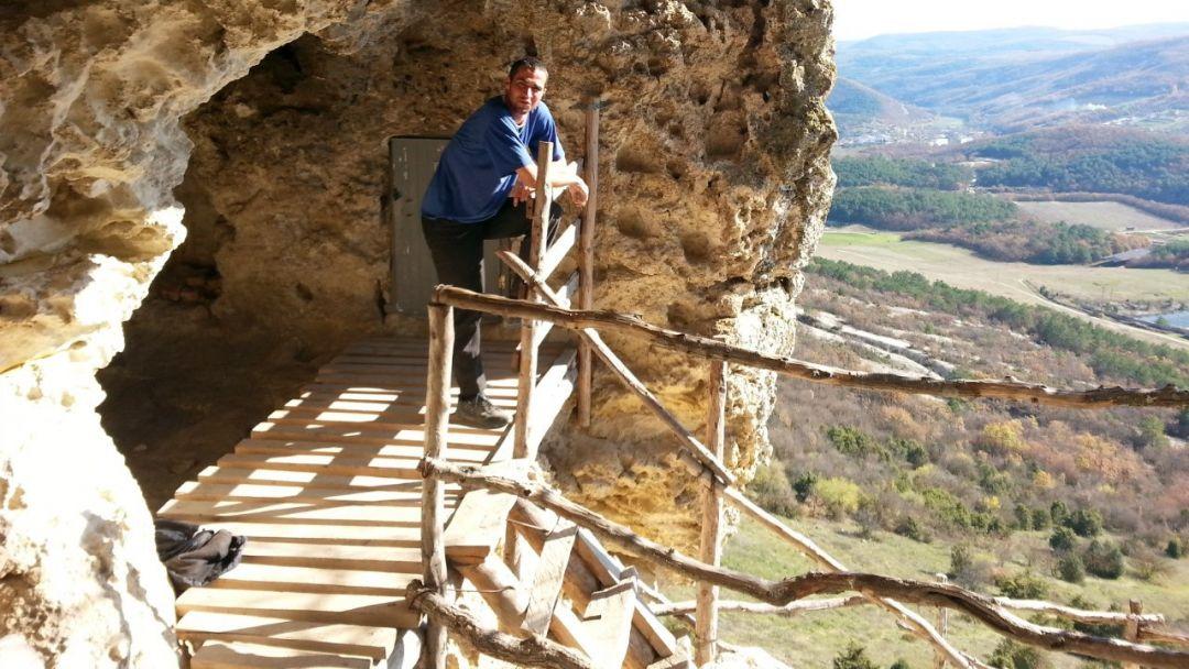Квадроциклы: Пещерный город Эски - Кермен - фото 2