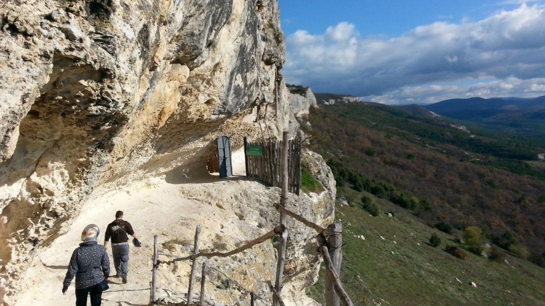 Квадроциклы: Пещерный город Эски - Кермен - фото 3
