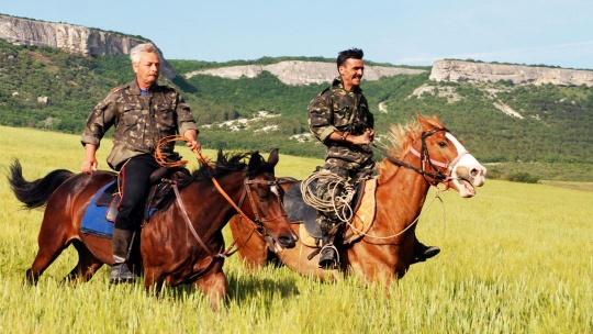Экскурсия Конные прогулки, маршрут: Долина Кара-Коба по Севастополю