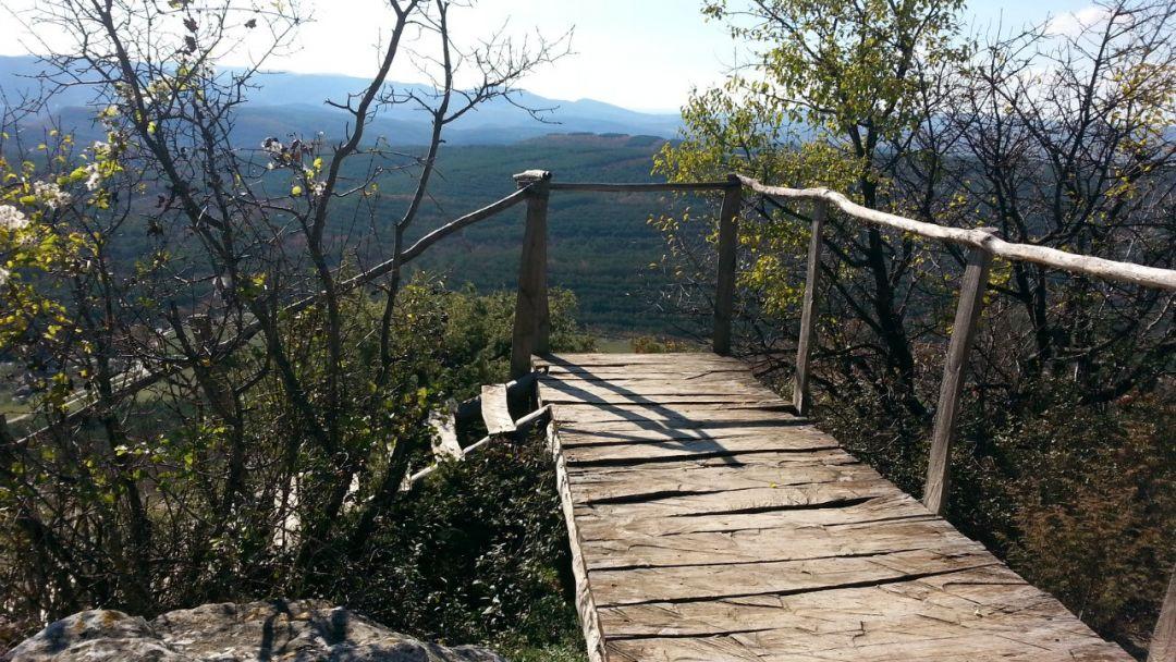Конные прогулки, маршрут: Пещерный город Эски - Кермен - фото 2