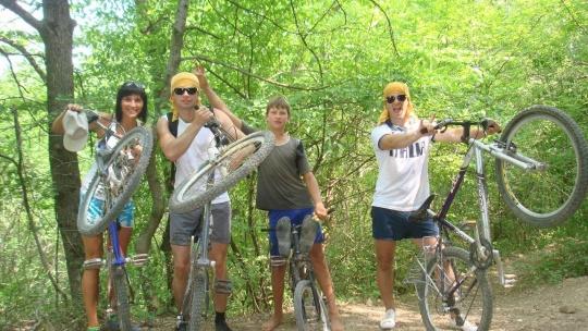 Экскурсия Велопрогулки: Ай-Тодорская долина по Севастополю