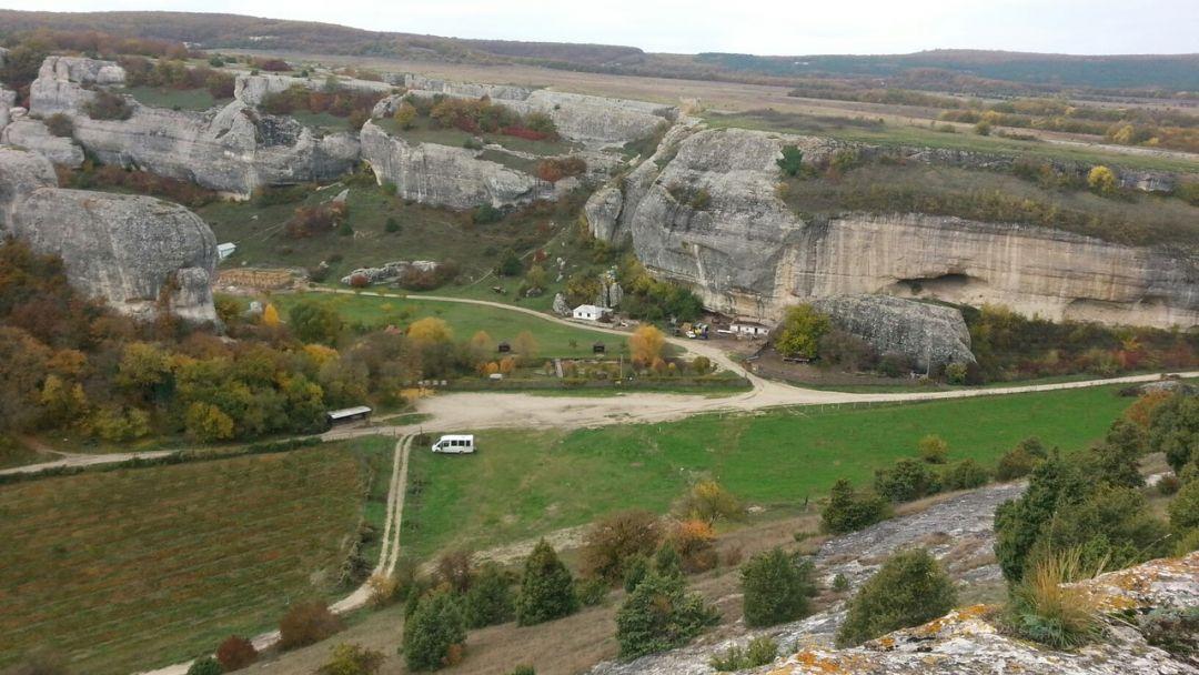Велопрогулки: Чернореченский каньон - фото 3