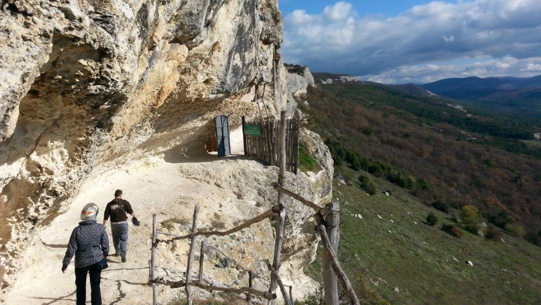 Велопрогулки: Пещерный монастырь Челтер - Мармара - фото 2