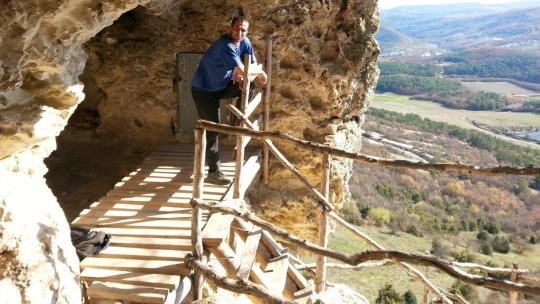 Велопрогулки: Пещерный монастырь Челтер - Мармара - фото 3