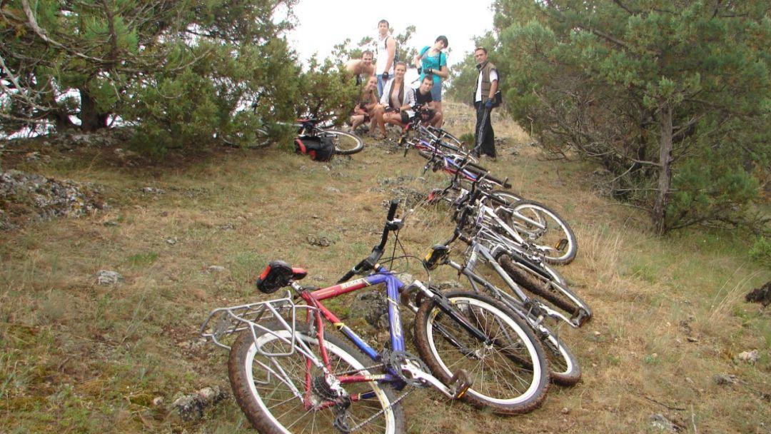 Экскурсия Велопрогулки: Пещерный город Эски - Кермен