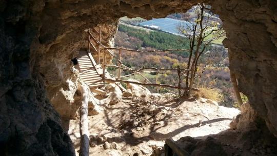 Велопрогулки: Пещерный город Эски - Кермен - фото 2