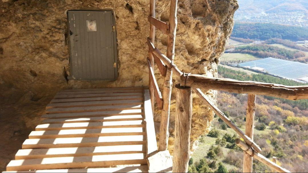 Велопрогулки: Пещерный город Эски - Кермен - фото 3