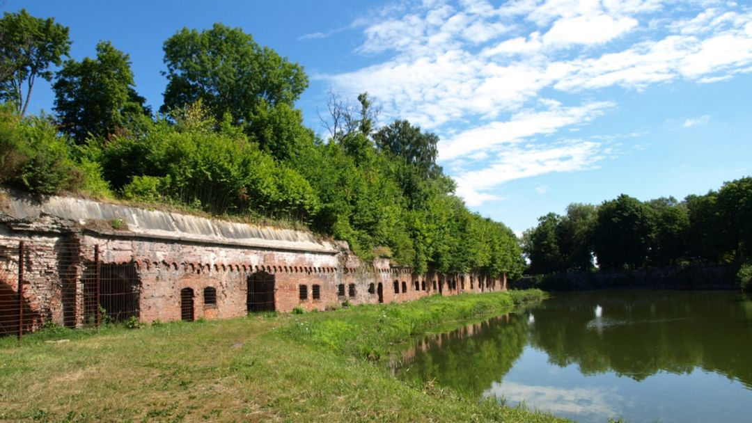 Экскурсия Экскурсия в Форты Кёнигсберга