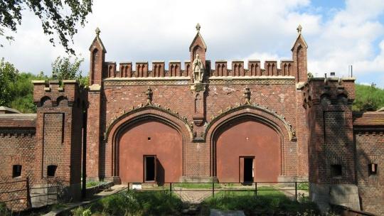 Экскурсия Форты и крепости Кёнигсберга по Калининграду