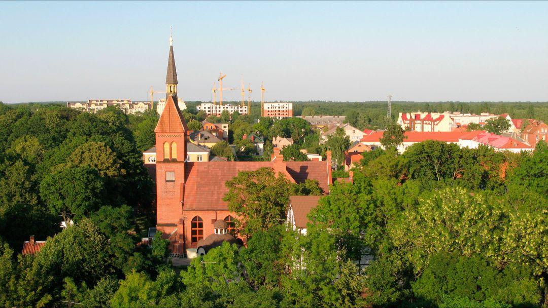 Путешествие в Кранц и Замок Нессельбек (г. Зеленоградск) - фото 2